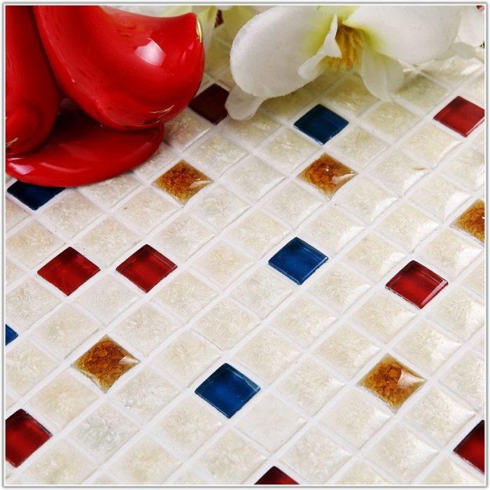 Glass Tiles For Bathroom Floors