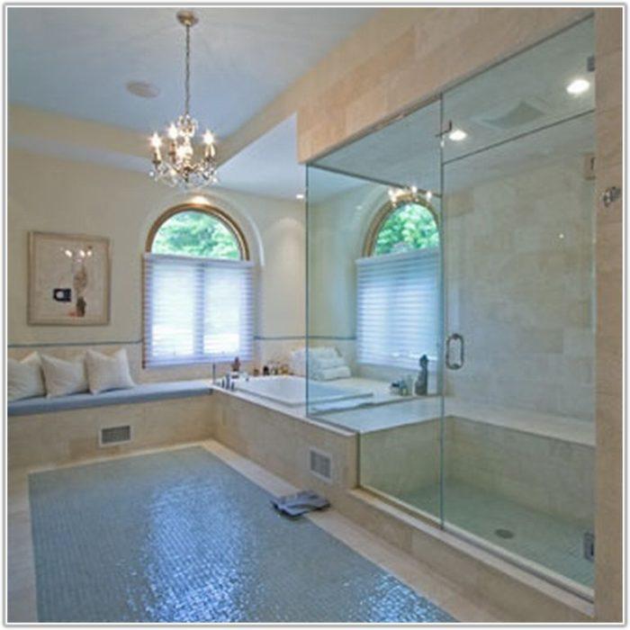 Glass Tiles For Bathroom Walls