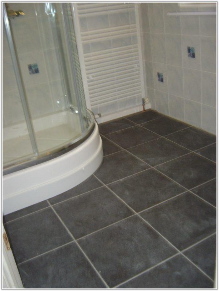 Gray Tiles For Bathroom Floor