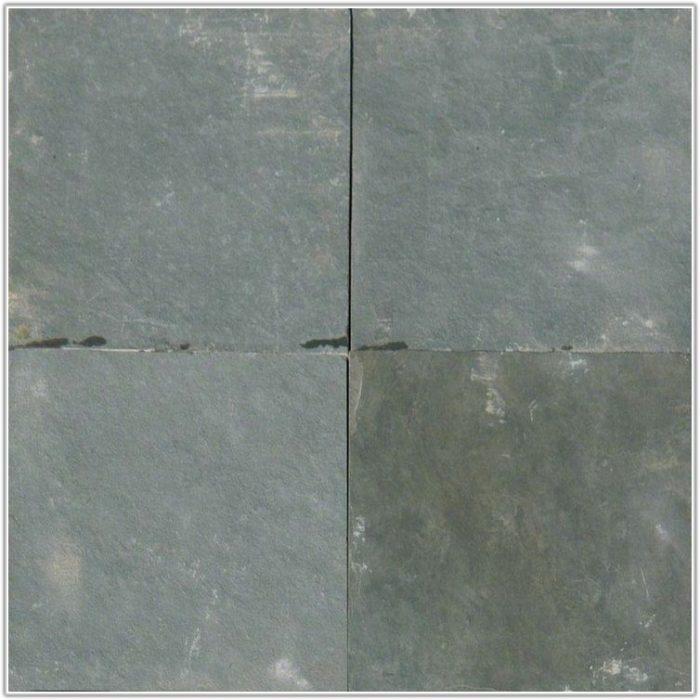 Green Slate Bathroom Floor Tiles