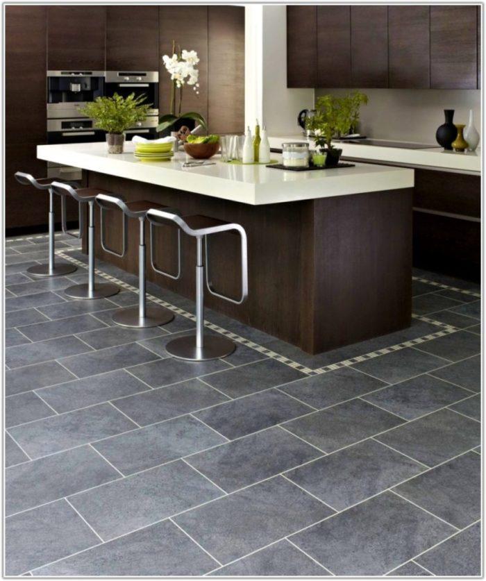 Grey Kitchen Floor Tiles Ideas