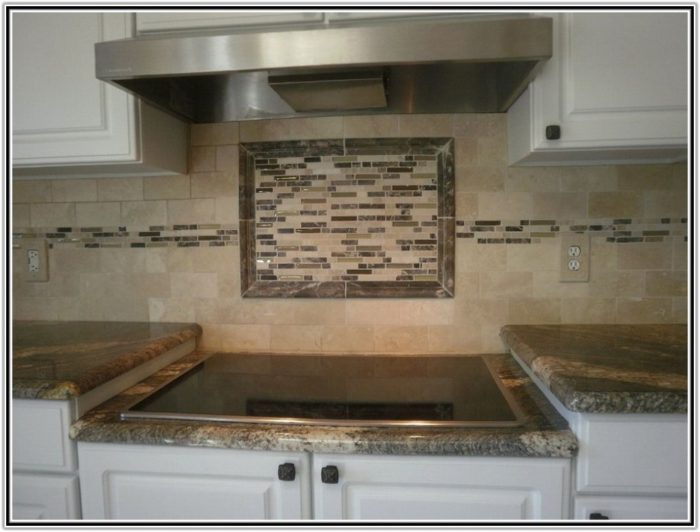 Home Depot Glass Tiles Backsplash