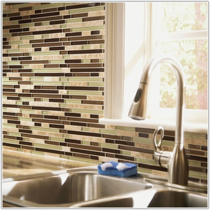 Home Depot Kitchen Backsplash Tiles