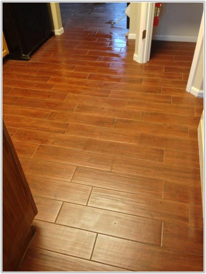 Home Depot Wood Like Tile