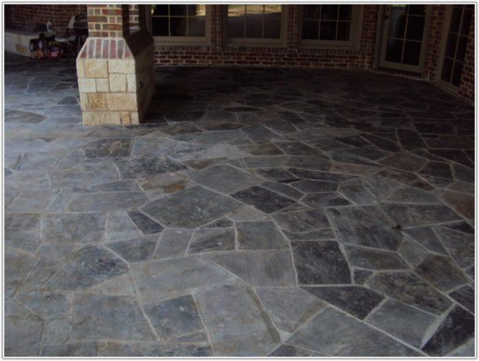 Indoor And Outdoor Slate Tiles