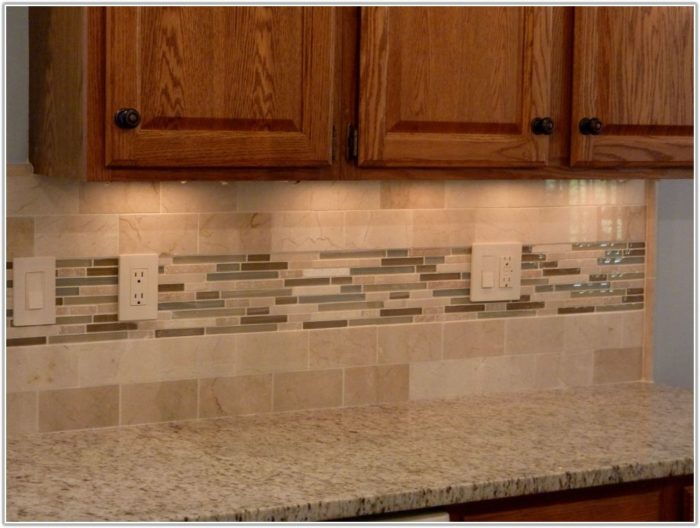 Kitchen Backsplash Subway Tile Ideas