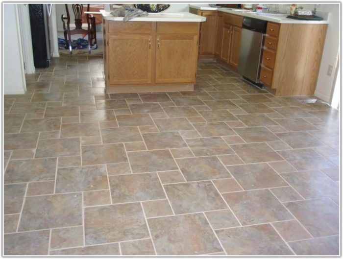 Kitchen Floor Tile Ideas Pictures