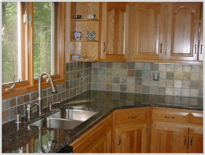 Kitchen Tile And Backsplash Ideas