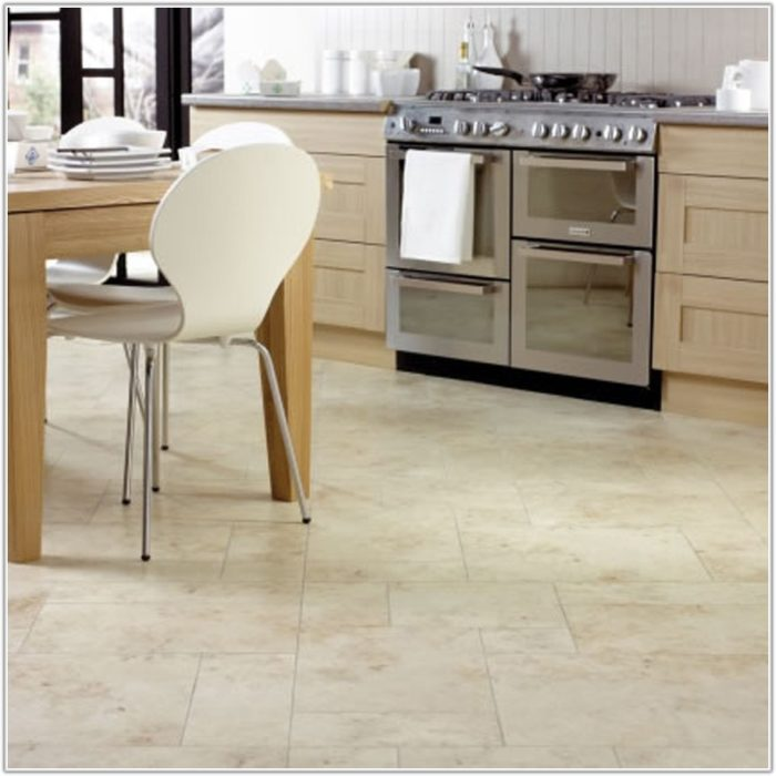 Kitchen Tiles Floor Design Ideas