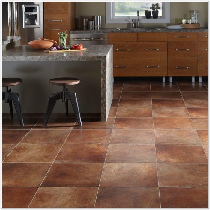 Kitchen Vinyl Floor Tiles Ideas