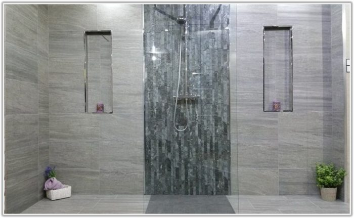 Large Grey Slate Wall Tiles
