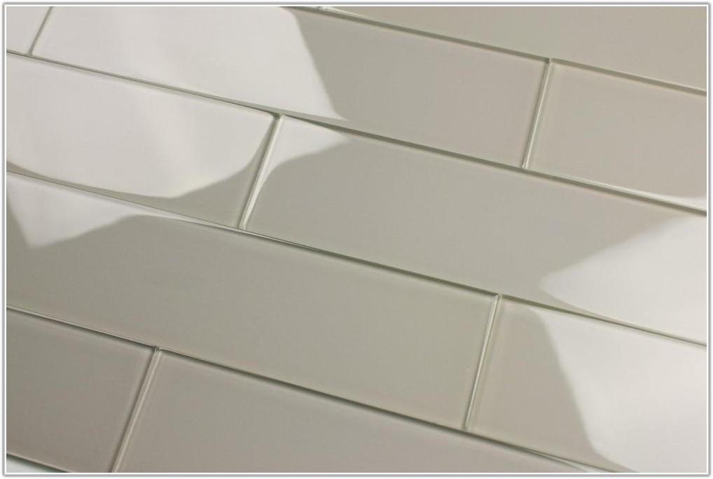 Large White Gloss Bathroom Tiles