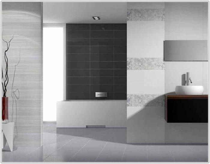 Light Grey Bathroom Wall Tiles