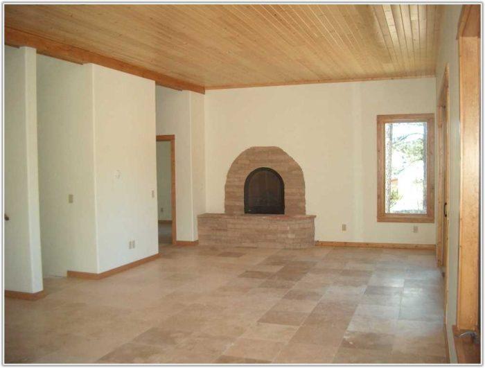 Living Room Ceramic Tile Flooring Ideas