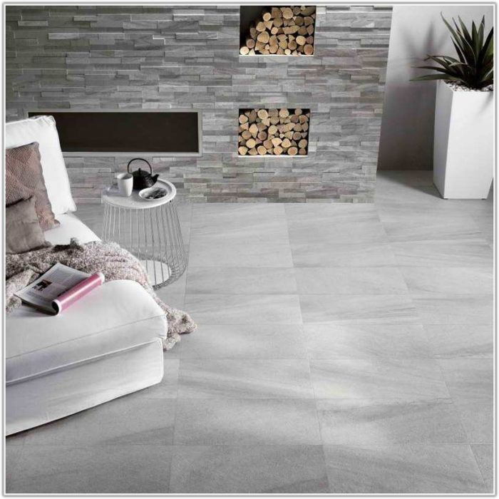 Living Room Tiles Floor Design