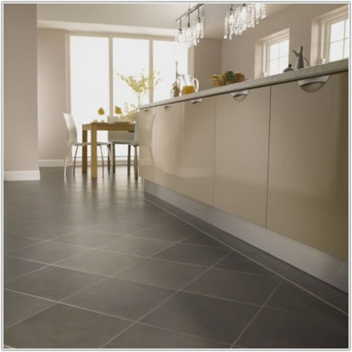Modern Floor Tiles Design For Kitchen