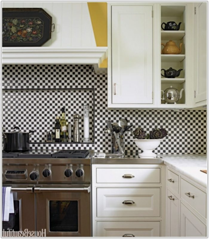 Modern Kitchen Backsplash Tile Designs