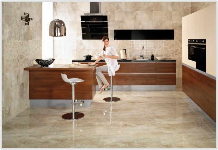 Modern Kitchen Floor Tiles Ideas