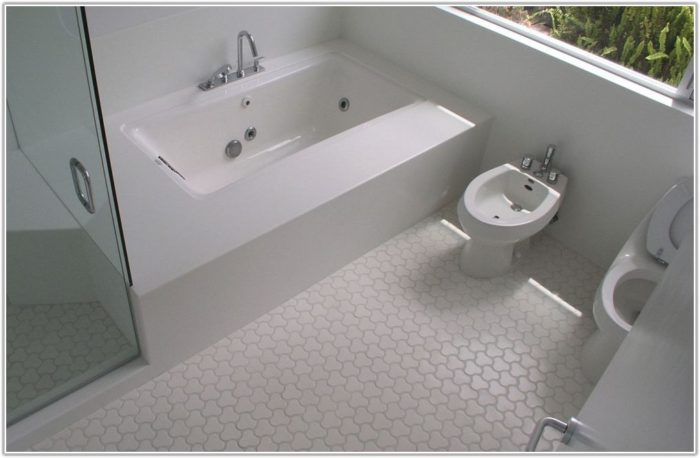 Mosaic Tile For Bathroom Floor