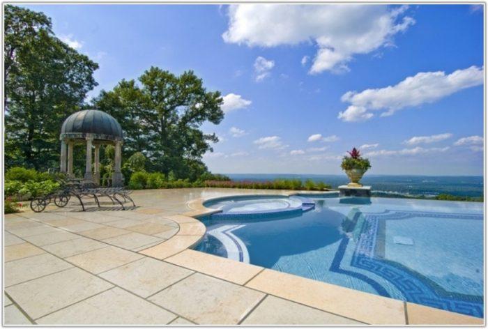 Mosaic Tile Swimming Pool Designs
