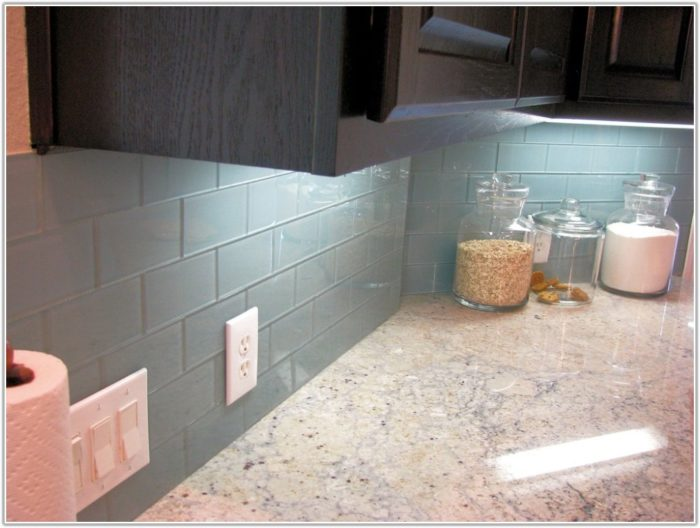 Photos Of Kitchen Glass Tile Backsplash