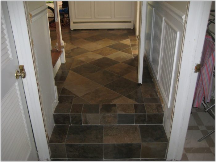 Porcelain Tile That Looks Like Stone