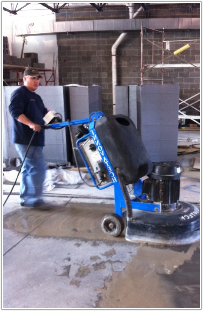 Remove Tile Floor From Concrete Slab