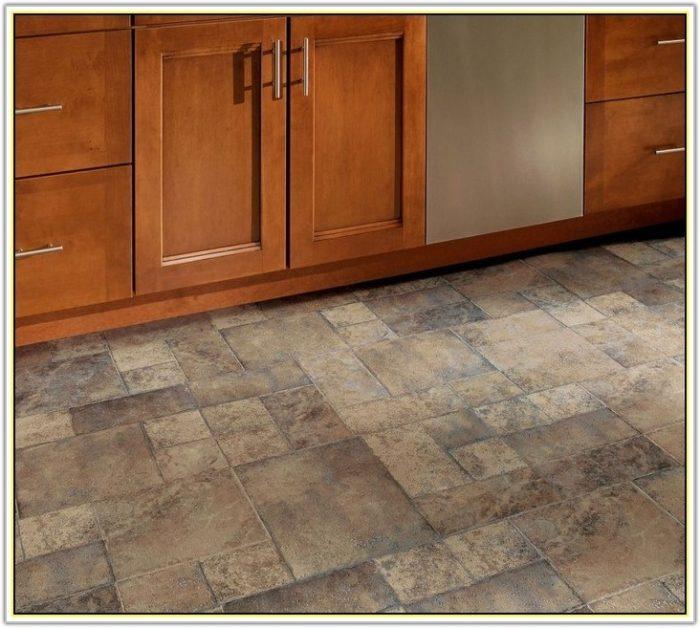 Rubber Floor Tiles Wood Look