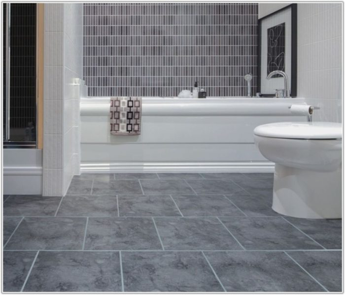 Slate Tile Design For Bathroom
