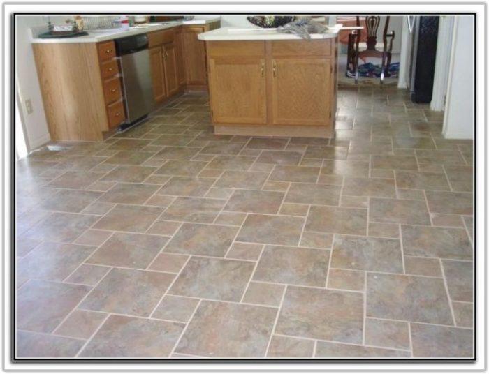 Slate Tile Kitchen Floor Pictures