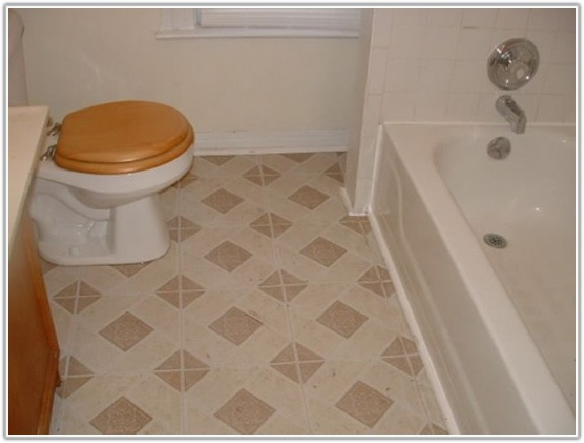 Small Bathroom Floor Tile Ideas