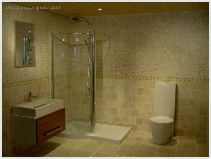 Small Bathroom Tile Ideas Photos