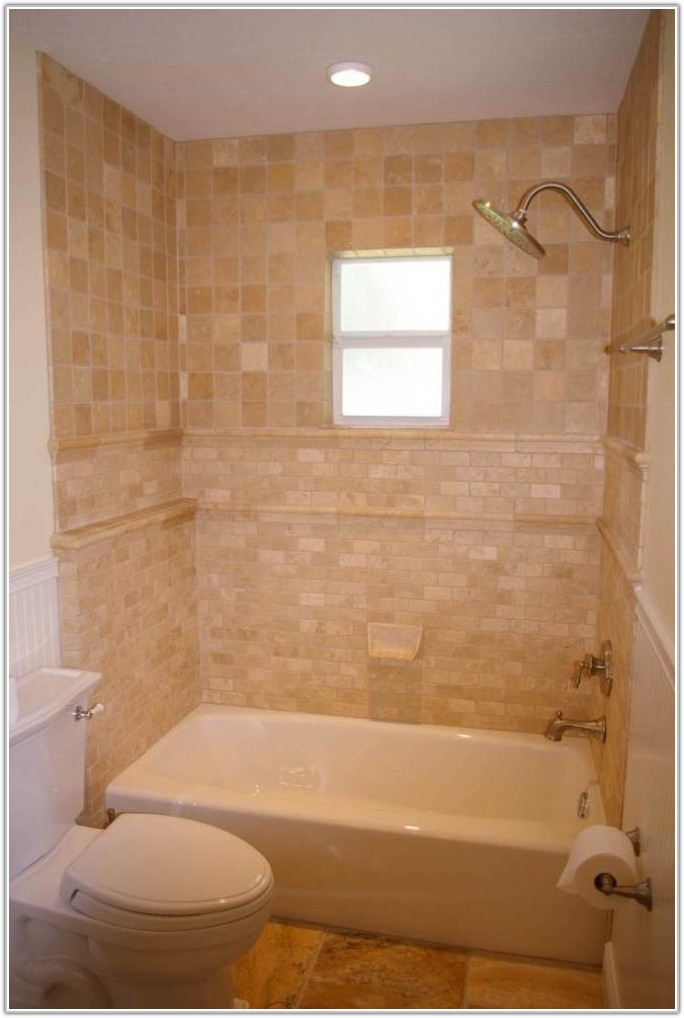 Small Bathroom Tub Tile Ideas