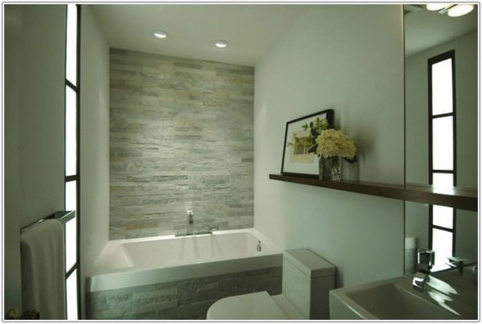 Small Modern Bathroom Tile Ideas