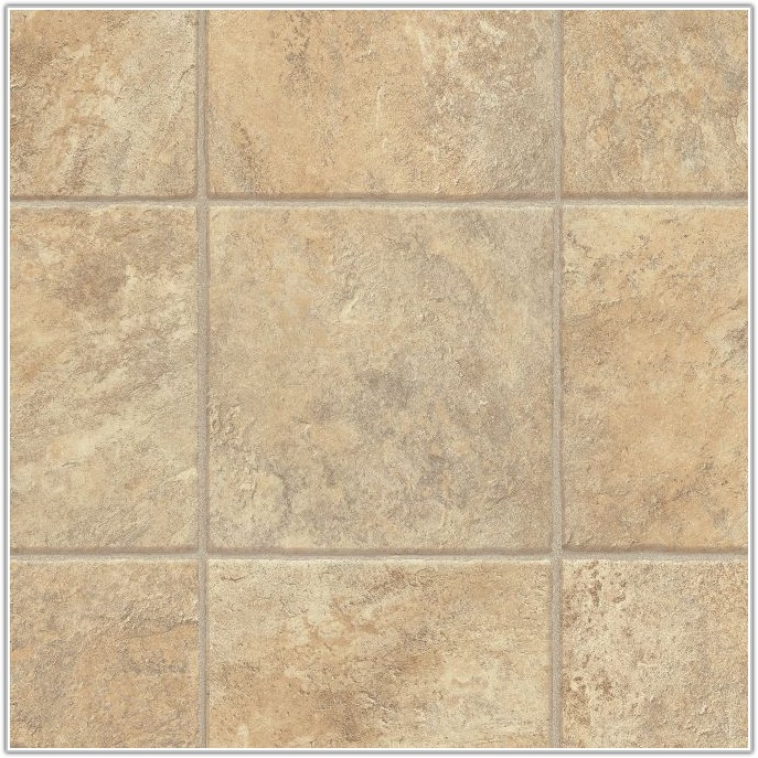 Stone Look Vinyl Tile Flooring