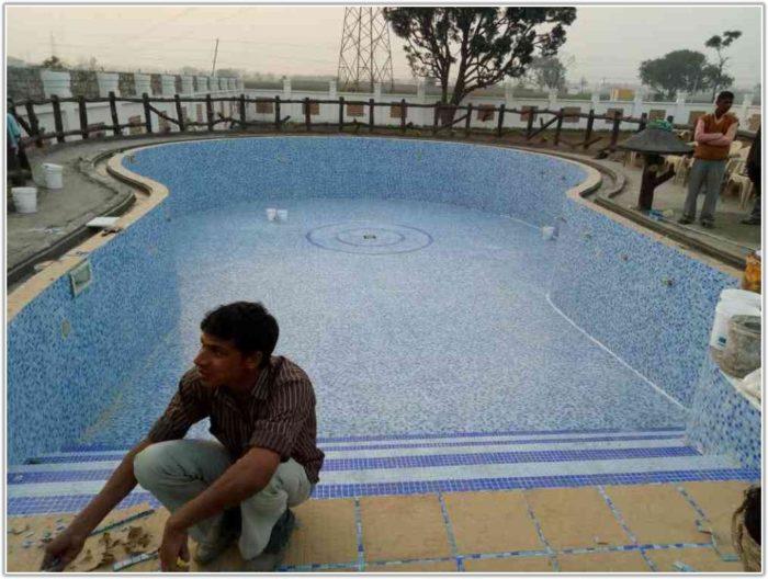 Swimming Pool Mosaic Tiles India