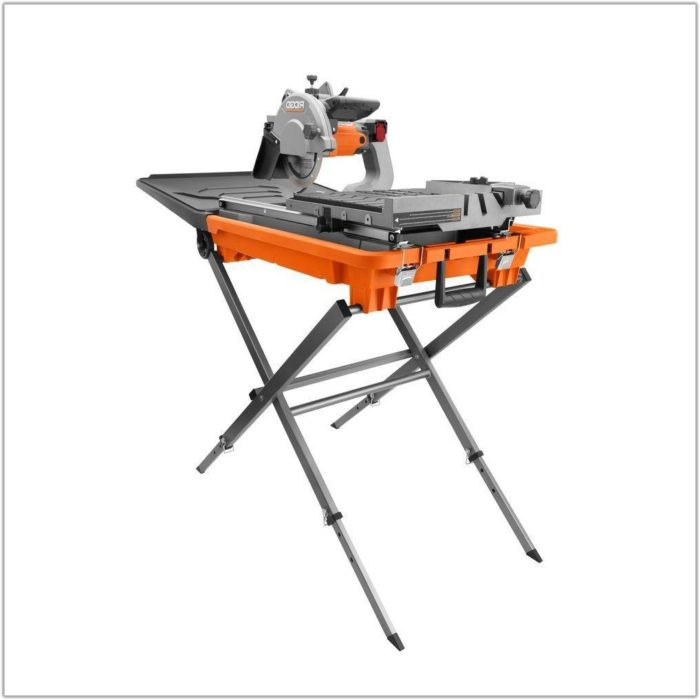 The Home Depot Tile Saw