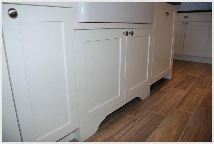Tile Looks Like Wood Kitchen