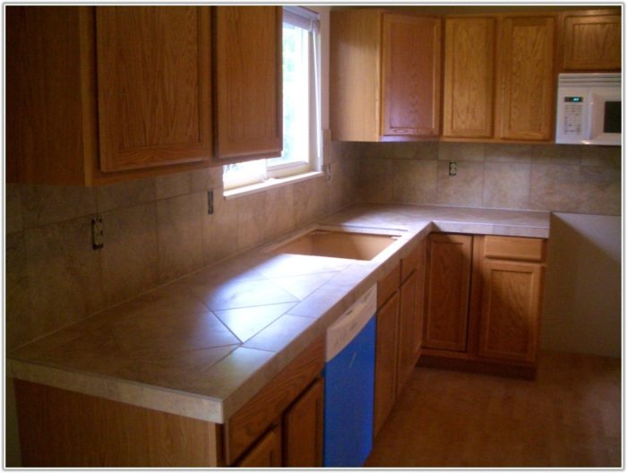Tile Paint For Kitchen Countertops