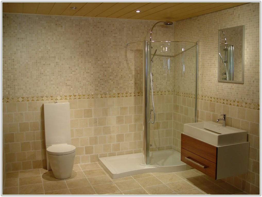 Tile Wall Bathroom Design Ideas