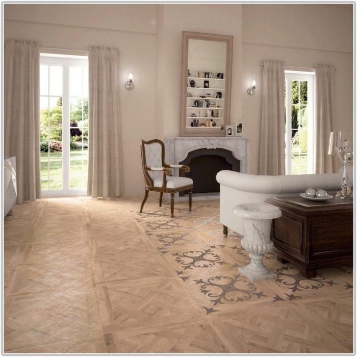 Tile Wood Floor Transition Caulk