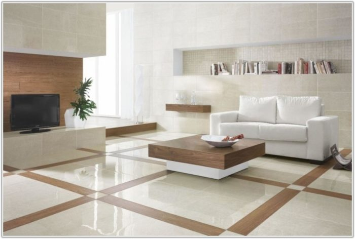 Tiles Design For Living Room India
