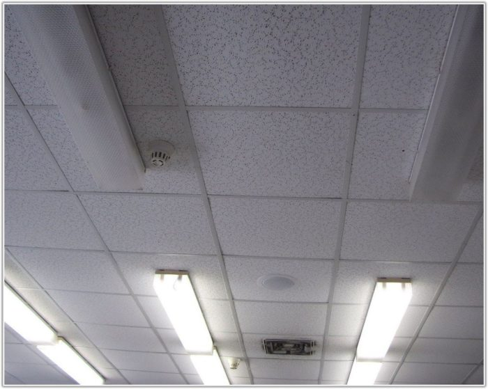 Types Of Ceiling Tiles With Asbestos