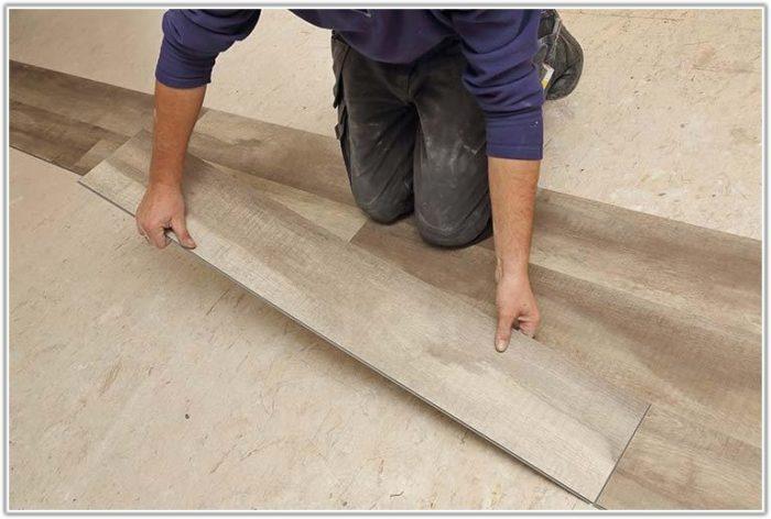 Vinyl Tile Looks Like Wood