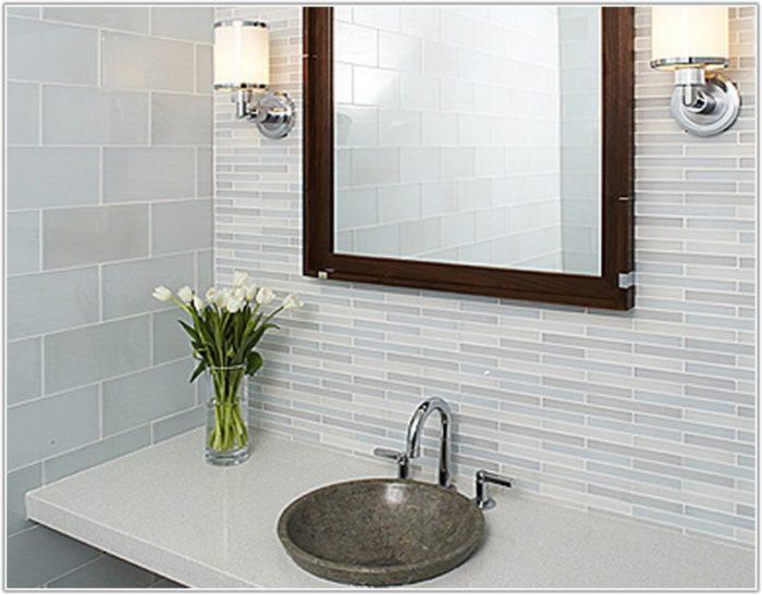Wall Tile Design For Small Bathroom