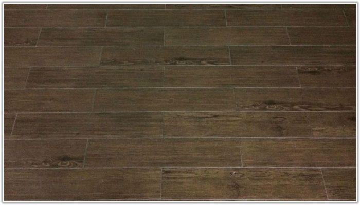 Wood Effect Ceramic Tile Flooring