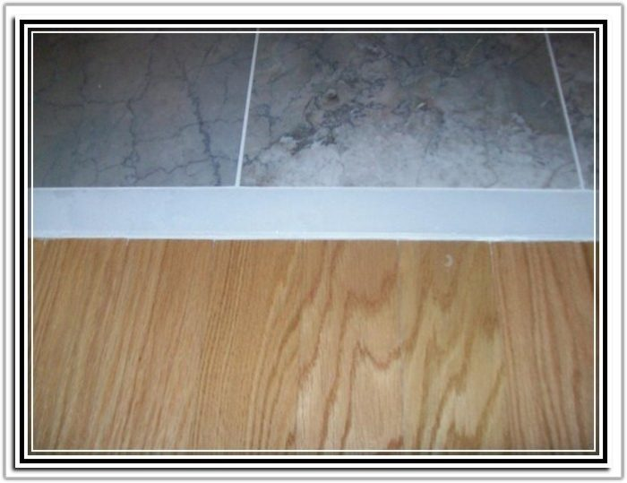 Wood Floor To Tile Transition Gap
