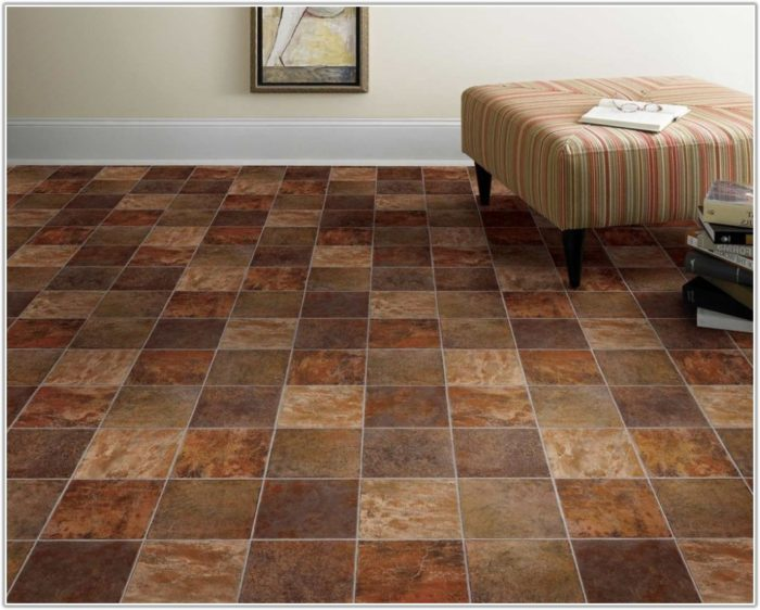 Wood Look Vinyl Tile Flooring