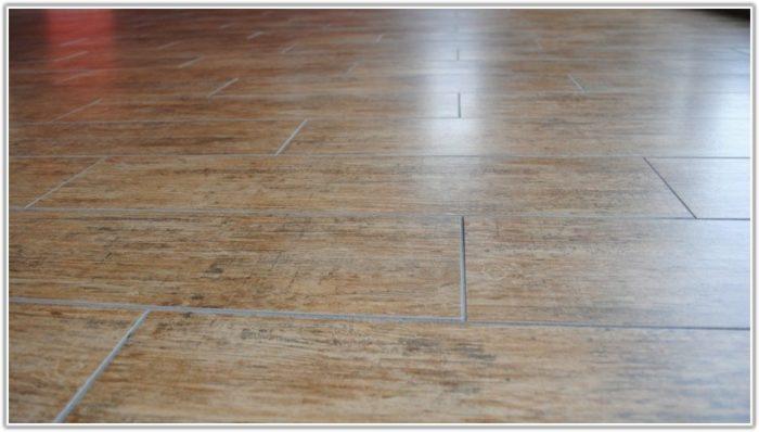 Wood Looking Ceramic Tile Flooring