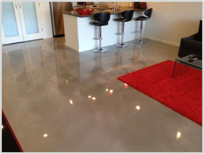Acid Stain Concrete Floors Pictures